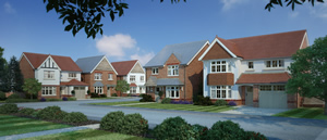 New Builds, Yeovil, Somerset